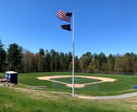 Noble Pines baseball field