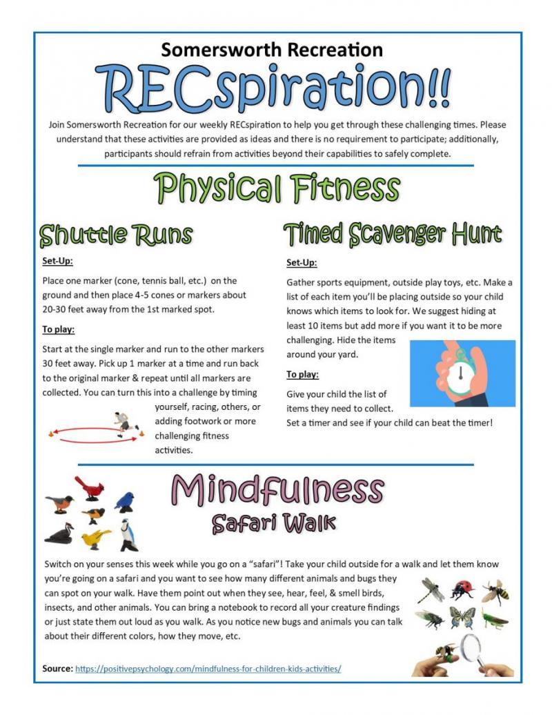 RECspiration week 15 (page 1)