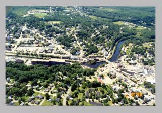 Aerial View of Somersworth